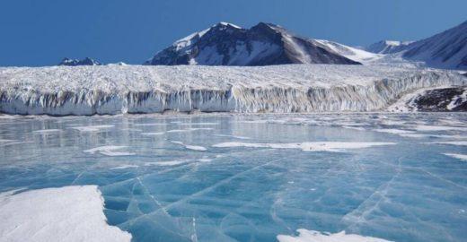 Derretimento da Antártica é seis vezes maior do que há 40 anos