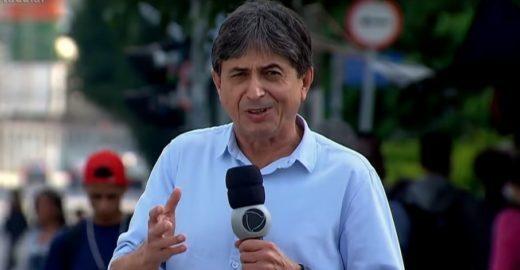 Repórter Gerson Souza, da Record TV, é acusado de assédio sexual