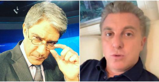 Globo vai reduzir os altos salários de Faustão, Bonner e outros
