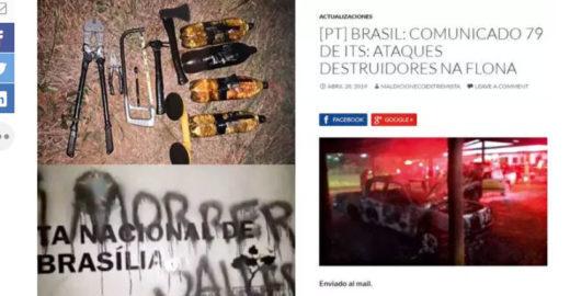 PF caça 'terroristas' que ameaçam Bolsonaro e ministros