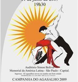 II Dance & Aqueça no Memorial da América Latina