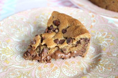 Bolo Cookie recheado