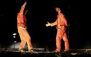 Irmãos Sabatino levam divertidas acrobacias ao Sesc Pompeia