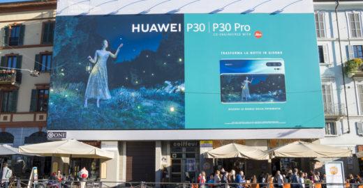 Huawei dá R$ 2 mil de desconto na compra de smartphone