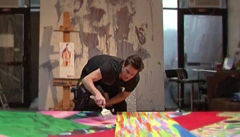 Vídeo sobre o 'artista plástico' Jim Carrey está viralizando
