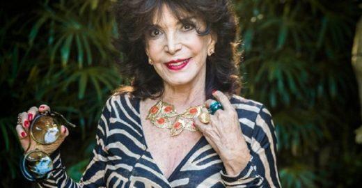 Atriz Lady Francisco morre aos 84 anos após piora no hospital