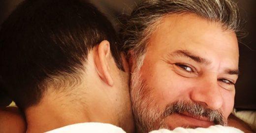 Leonardo Vieira se mudou para Portugal com o marido após ameaças