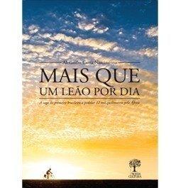 Livro narra saga do primeiro brasileiro a cruzar a África de bike