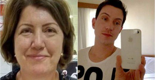 Filho mata a mãe para roubar seu cartão e comprar cocaína