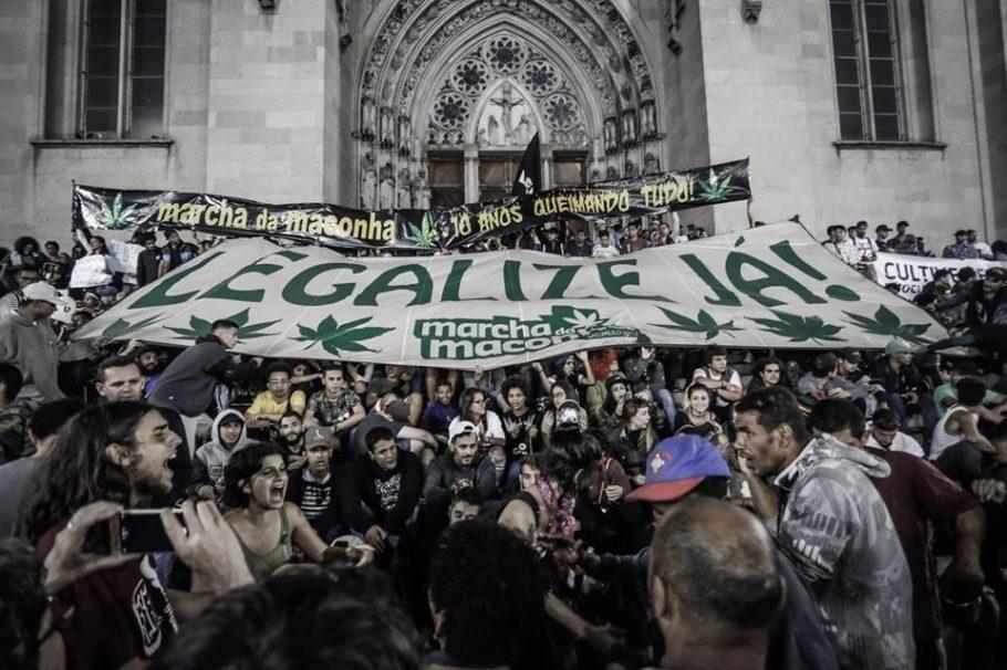 A Marcha da Maconha ocupa as ruas de São Paulo há 11 anos