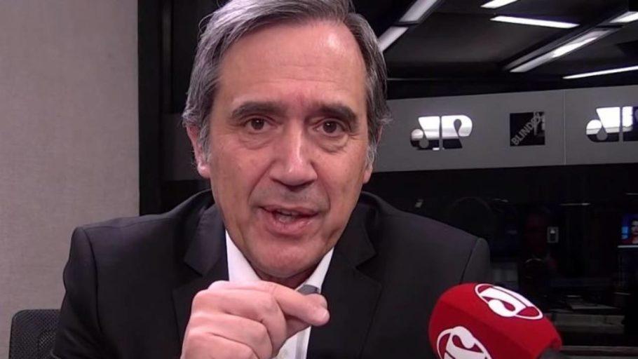 O colunista e apresentador Marco Antonio Villa