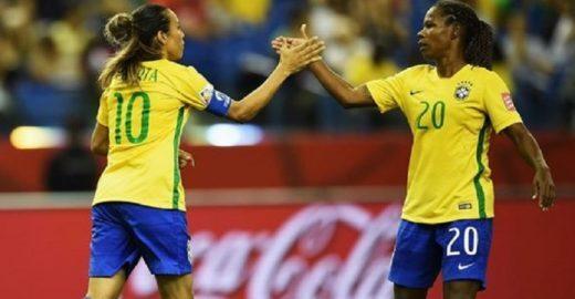 Com Marta e Formiga, seleção é convocada para a Copa do Mundo