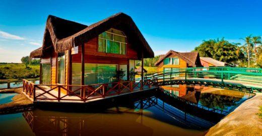 Resort no interior de SP tem festa junina aos finais de semana