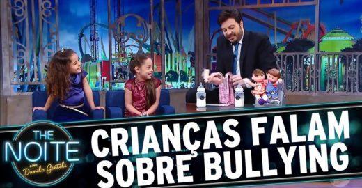 Danilo Gentilli debocha da campanha contra bullying da Capricho