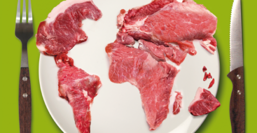 Publicação relaciona consumo de carne à pobreza e a fome