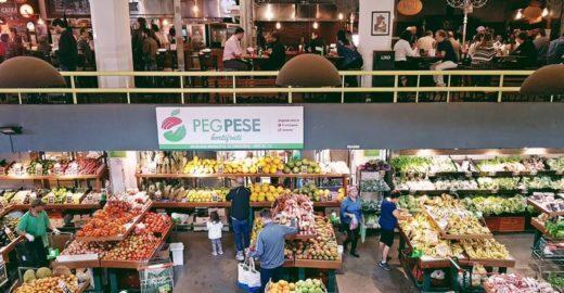 Mercado de Pinheiros: o novo point da boa gastronomia
