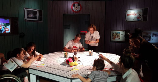 Em SP, 'Exposição Mickey 90 anos' alia cultura a inclusão social
