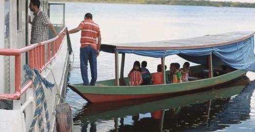 Ação junta verba para 'barco-hospital' circular pelo Amazonas