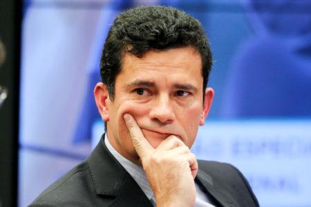 Juiz Sérgio Moro na Comissão Especial PL805/10 sobre a reforma no Código de Processo Penal. Brasília, 30-03-2017. Foto: Sérgio Lima/Poder 360.