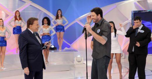 Além de Datena e Gentilli, Bolsonaro quer Silvio Santos no PSL