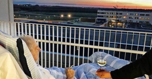 Hospital contorna regras para conceder último desejo a paciente