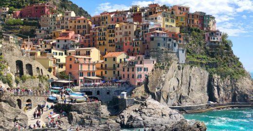 Cinque Terre, um dos lugares mais charmosos da Itália