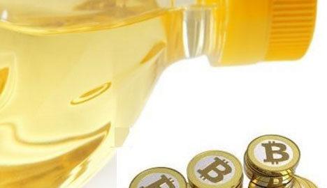 Projeto ambiental une óleo de cozinha a bitcoins e gera renda