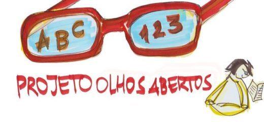 Projeto quer doar óculos e 'abrir olhos de crianças para o mundo'