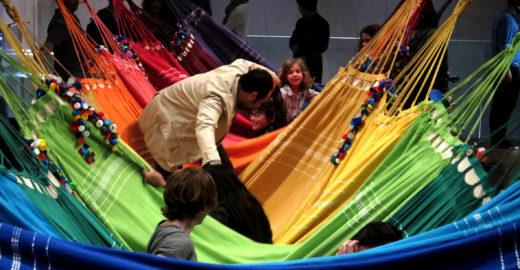 Mostra no CCBB explora relação das redes com a cultura brasileira