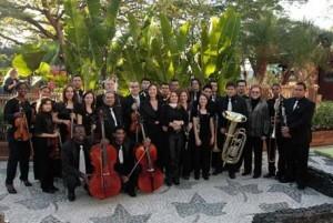 Orquestra Filarmônica de Santo Amaro se apresenta no Sesc local