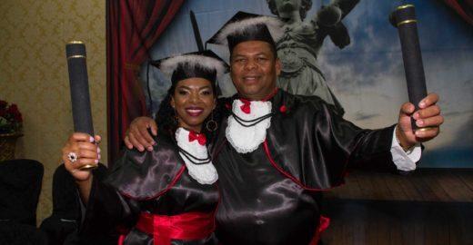 Pai e filha se formam juntos e comemoram aprovação na OAB