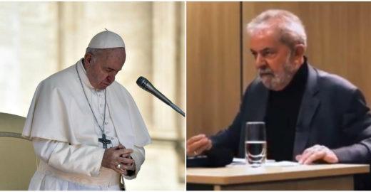 Carta do Papa ao Lula: 'Salvação vencerá a condenação'