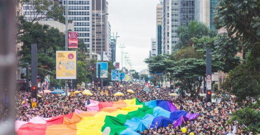 Parada LGBT movimentou R$ 403 milhões em SP