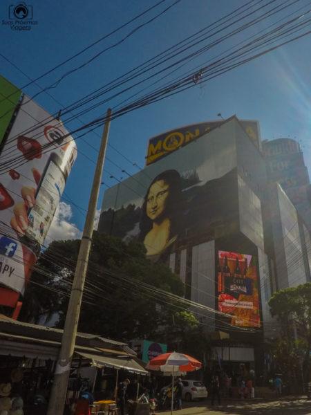 Monalisa, loja de departamentos em Ciudad del Este