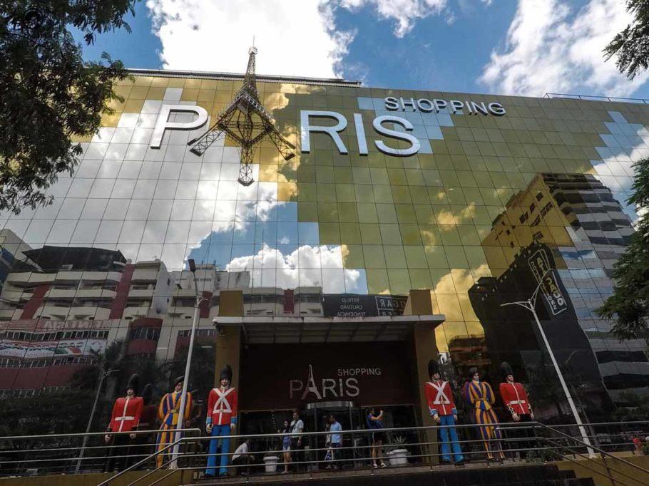 Shopping Paris em Ciudade del Este