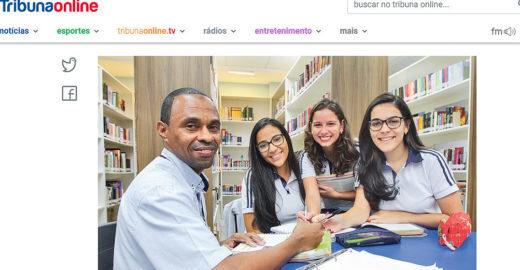Com ajuda de alunas, porteiro de escola passa no vestibular no ES