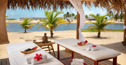 Resort em Maceió inaugura Spa na área da praia