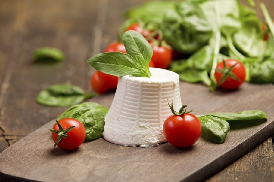 Ricota caseira sem lactose: faça em casa