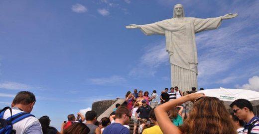Rio e São Paulo são os destinos mais visitados por estrangeiros