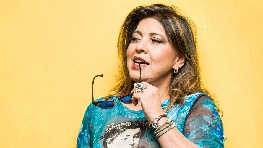 Roberta Miranda é um dos grandes destaques do palco sertanejo da Virada Cultural 2019