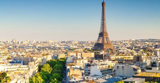 França bate recorde com 89 milhões de turistas em 2018