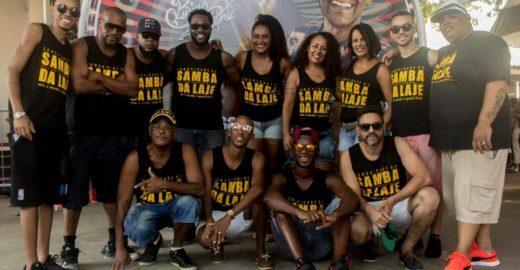 Domingo é dia de Samba da Laje no IMS-Paulista