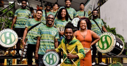 Samba na Serrinha acontece todo último domingo do mês