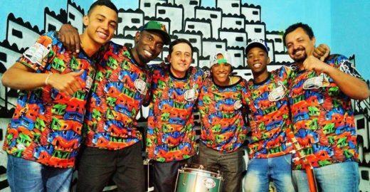 Sarau Samba Original leva o samba do Embu ao Sesc Pompéia