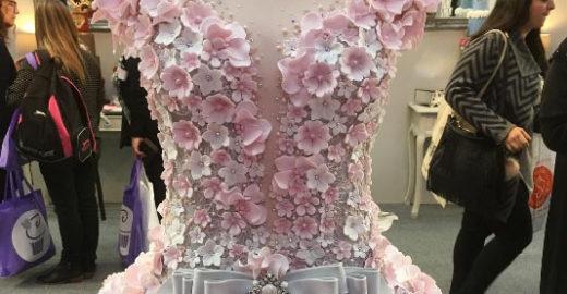 Descubra se a imagem é de um vestido ou um bolo