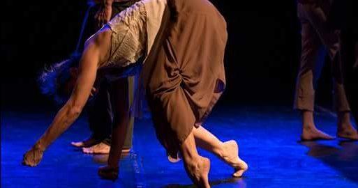 """Semanas de dança no CCSP traz """"Anjos Negros"""""""