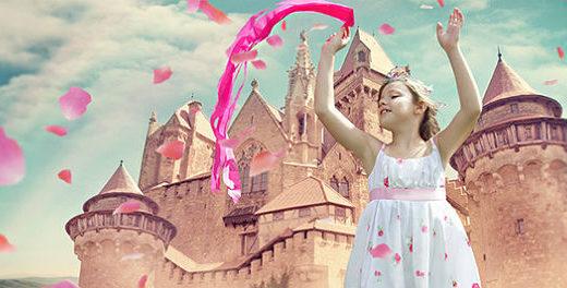 Artista transforma desenhos de crianças com doenças graves em fotos mágicas