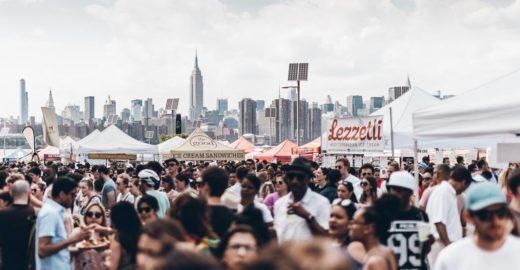 Smorgasburg: maior festival de gastronomia do mundo chega a SP