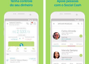 'Banco social' permite empréstimo e pagamentos entre usuários