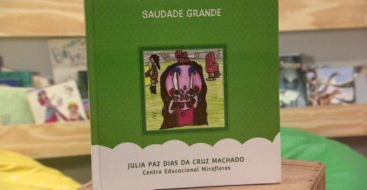 Startup brasileira transforma crianças em autoras de livros